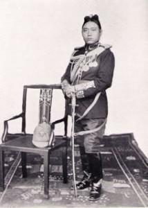 Tsarong Dasang Damdul, Commander-in-Chief