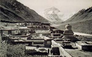Rongbuk Monastery 1922