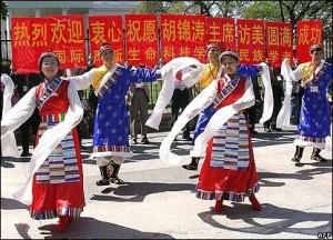 Hu Jintao's visit