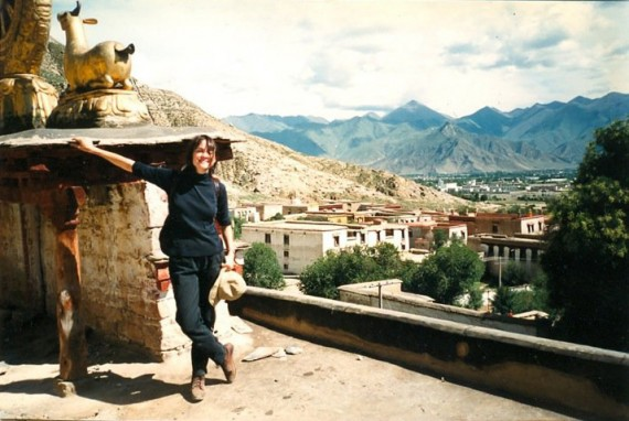 LHASA - My first trip to Tibet, 1994